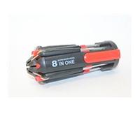Набор отверток с фонариком 8 IN 1 TOOL WITH LED LIGHT
