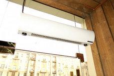 Воздушно-тепловая завеса Тепломаш КЭВ-5П1152Е Оптима (метровая; с электрическим нагревателем), фото 2