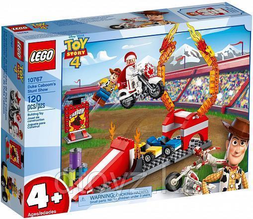 Lego Juniors 10767 История игрушек: Трюковое шоу Дюка Бубумса, Лего Джуниорс