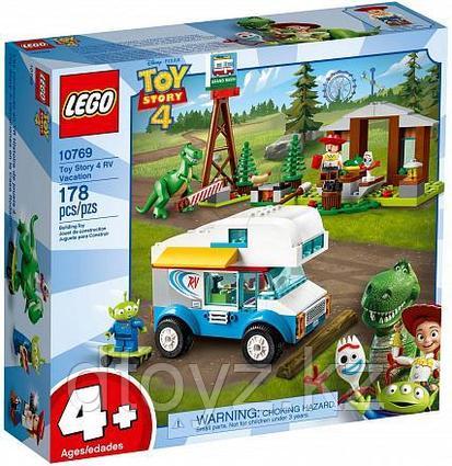 Lego Juniors 10769 История игрушек: Весёлый отпуск, Лего Джуниорс