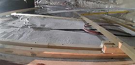 """Финская сауна. Размер = 3,1 х 2,3 х 2,4 м. Адрес: г. Алматы, к.г. """"ЭДЕЛЬВЕЙС"""". 23"""