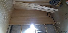 """Финская сауна. Размер = 3,1 х 2,3 х 2,4 м. Адрес: г. Алматы, к.г. """"ЭДЕЛЬВЕЙС"""". 26"""