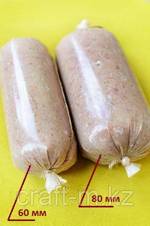 Полиамидная для вареных колбас/ветчин 80мм -5метров
