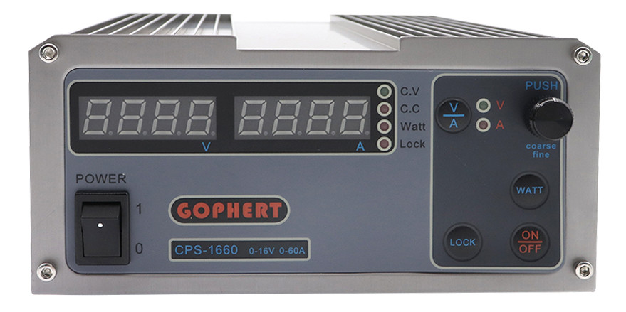 Блок питания Gophert 16В, 60А