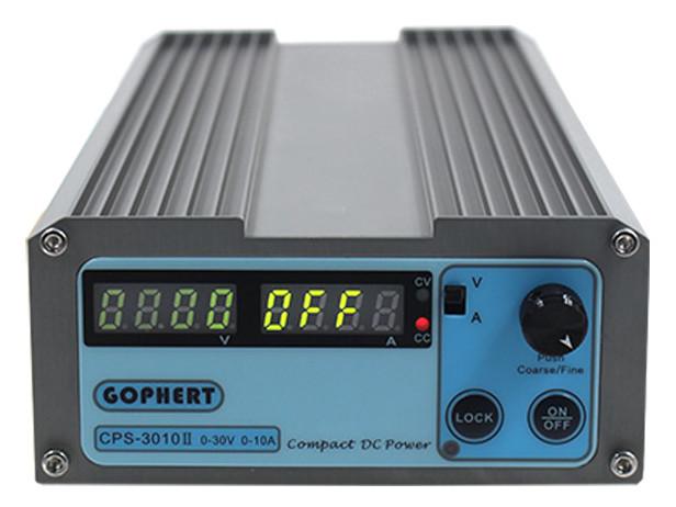 Блок питания Gophert 30В, 10А