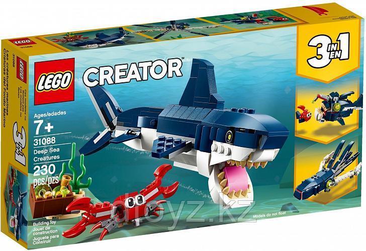 Lego Creator 31088 Обитатели морских глубин, Лего Криэйтор