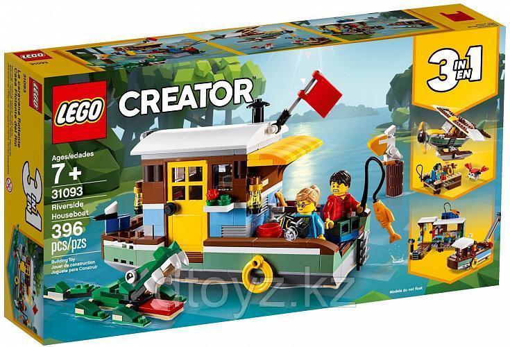 Lego Creator 31093 Плавучий дом, Лего Криэйтор