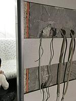 """Паровая комната (хамам). Размер = 2,35 х 1,75 х 2,6 м. Адрес: г. Алматы, к.г. """"ЭДЕЛЬВЕЙС"""". 42"""