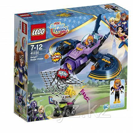 Lego Super Hero Girls 41230  Бэтгёрл: Погоня на реактивном самолёте