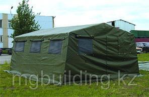 Палатка армейская брезентовая