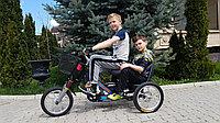 Электрический трицикл TRIKE BIKE