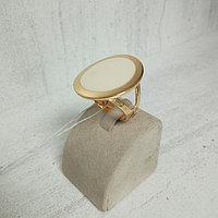 Кольцо «Elle» с синт.рубином / 19 размер