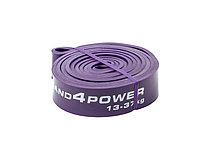Фиолетовая резиновая петля (13 - 37 кг). Резина для подтягивания , фото 2