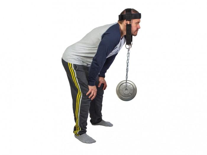 """Тренажер для тренировки мышц шеи """"Упряжь"""" - фото 3"""