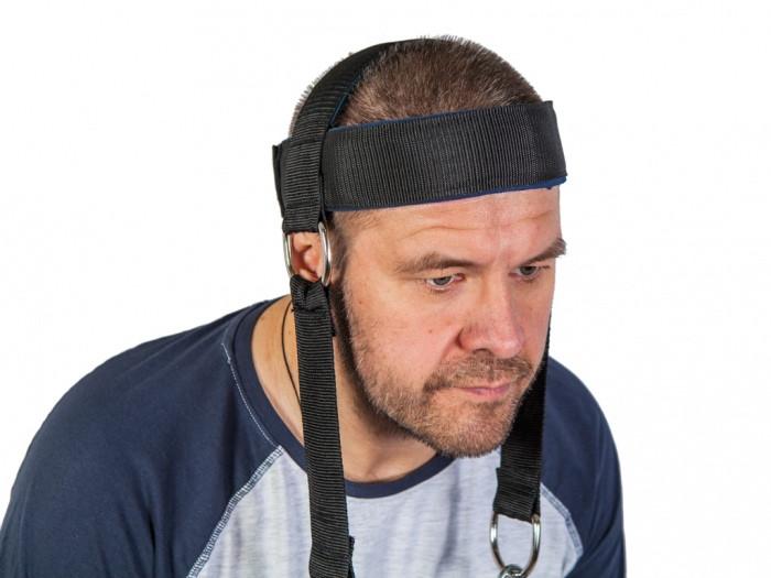 """Тренажер для тренировки мышц шеи """"Упряжь"""" - фото 4"""