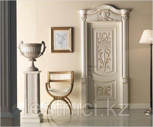 Межкомнатные двери в стиле классицизм