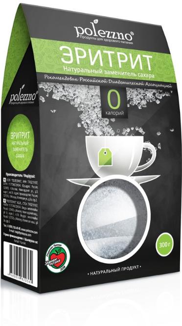 Эритрит натуральный заменитель сахара