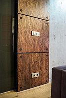 Межкомнатные двери в стиле Лофт, фото 1