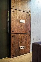 Межкомнатные двери в стиле Лофт