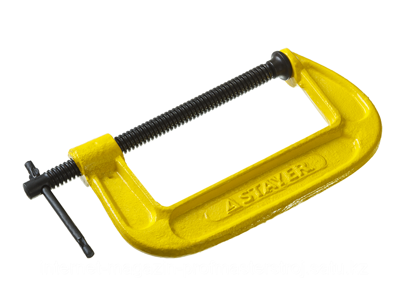 Струбцина тип-G 125 мм, серия PROFESSIONAL, STAYER