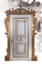 Межкомнатные двери в стиле Рококо