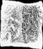 Заклепки многозажимные алюминиевые 3.2 x 8 мм, 1000 шт, коробка, серия «ПРОФЕССИОНАЛ», ЗУБР