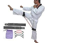 Тренажер Фит Кик (Kinetic bands). Тренажер для отработки ударов ногами , фото 2