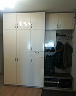 Шкафы-купе, шифоньеры, прихожие, гардеробные 6