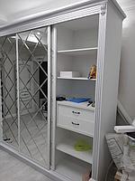 Шкафы-купе, шифоньеры, прихожие, гардеробные 33