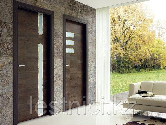 Межкомнатные двери в стиле Эклектика