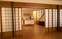 Межкомнатные двери в японском стиле, фото 1