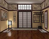 Межкомнатные двери в японском стиле, фото 2