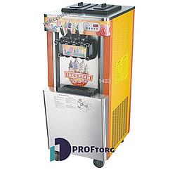 Фрезер для мягкого мороженого 2800w-220v. 26-28L/h