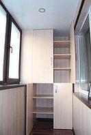 Изготовление мебели на балкон,встроенные шкафы,тумбы