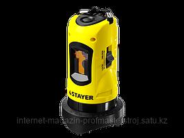 Нивелир лазерный линейный SLL-2, STAYER