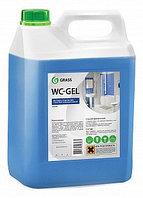 """Средство для чистки сантехники """"WC-gel"""" (канистра 5,3 кг)"""