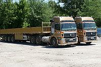 Перевозка и доставка грузов автотранспортом