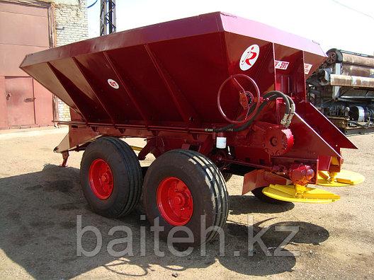 Машина для внесения минеральных удобрений МВУ-5Г, фото 2