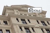 Фасадные элементы для здания