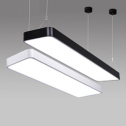 Светильник подвесной на тросах 36w 120 см (линейный светильник)