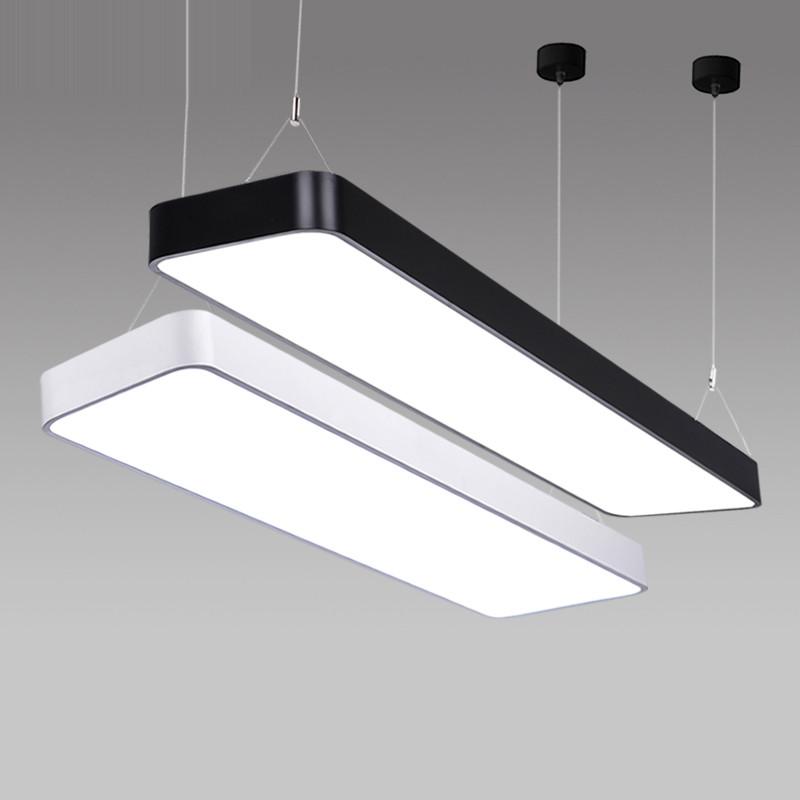 Светильник подвесной на тросах 36w 120 см (линейный светильник) - фото 1