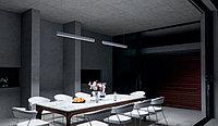 ПОДВЕСНОЙ СВЕТИЛЬНИК НА ТРОСАХ 36W (линейный светильник)