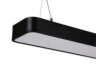 Светильник подвесной на тросах 48w 120 см (линейный светильник)