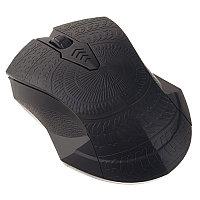 Мышь Perfeo оптическая STAMP, 3 кн, USB, черная PF-611-OP
