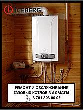 Ремонт газовых котлов в Алматы
