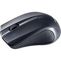 Мышь Perfeo беспров. оптич., 3 кн, USB, чёрная (PF-353-WOP-B)