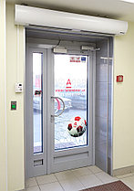 Воздушно-тепловая завеса Тепломаш КЭВ-10П1062E Оптима (1,5 метровая; с электрическим нагревателем), фото 2