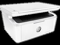 МФУ HP LaserJet Pro MFP M28a Printer (A4) , Printer/Scanner/Copier, 600 dpi, 18 ppm, фото 1