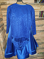 Комплект боди гипюр+юбка, рукав 3/4 (40 размер)