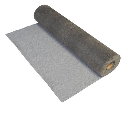 Ендовый ковер, 10 м/рул, серый